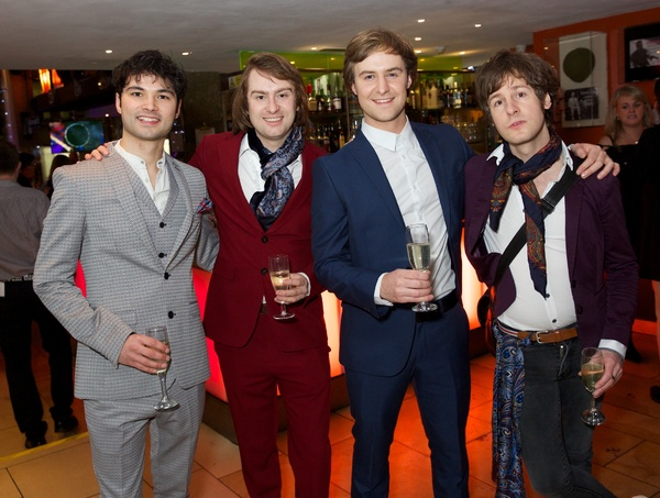Photo Flash: Inside Opening Night of ALL OR NOTHING - THE MOD MUSICAL at Arts Theatre