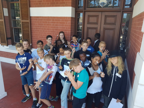 Photo Flash: World-Renowned College Of Magic Welcomes Record Number Of New Students
