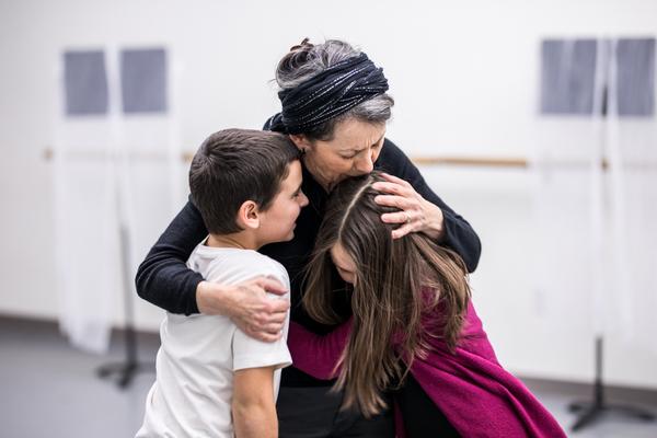 Photo Flash: In Rehearsal With Titan Theatre Company's MEDEA