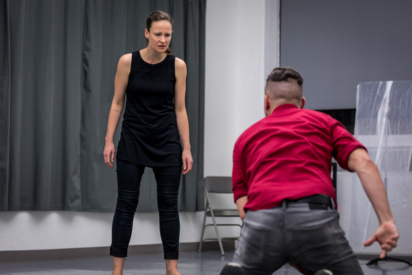 Photo Flash: In Rehearsal With Titan Theatre Company's MEDEA