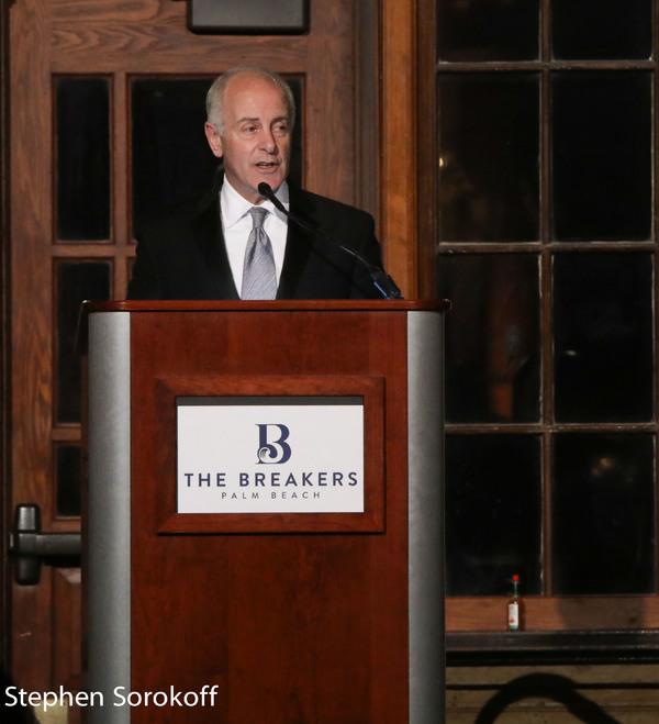 Joseph Benincasa, CEO The Actors Fund