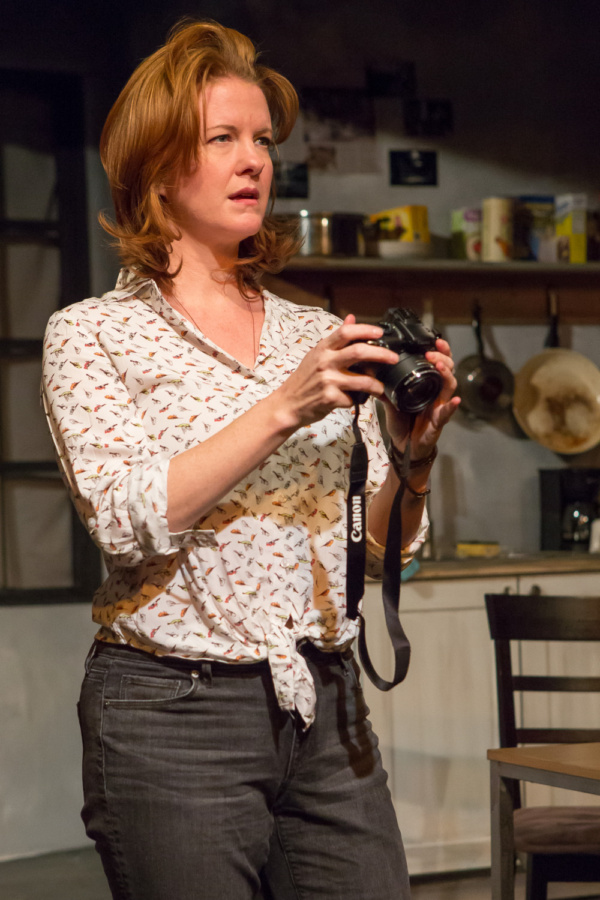 Photo Flash: First Look At New Light Theater Project's Revival Of TIME STANDS STILL