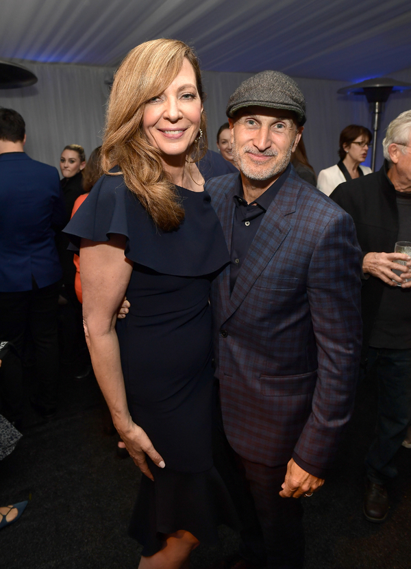 Allison Janney and director Craig Gillespie