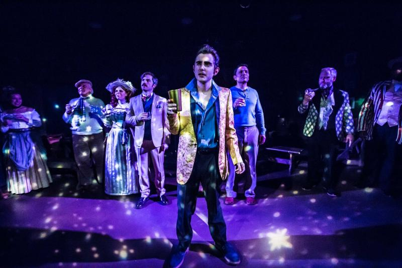 BWW Review: Birmingham Festival Theatre got you Laughing when Einstein meets PICASSO AT THE LAPIN AGILE