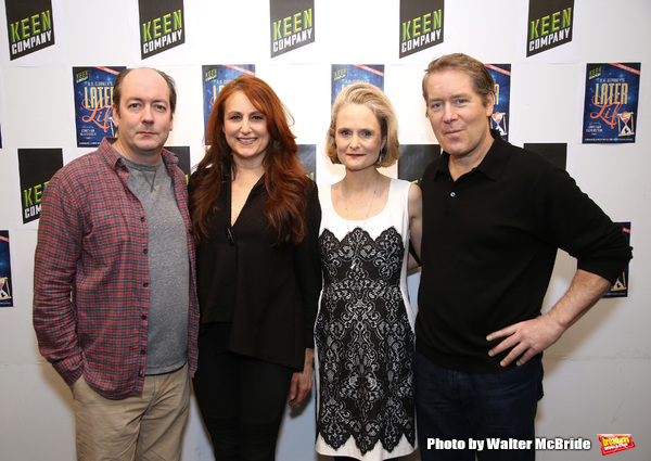 Photo Coverage: Meet the Cast of LATER LIFE Off-Broadway!