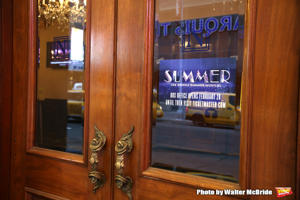 Up on the Marquee: SUMMER: THE DONNA SUMMER MUSICAL