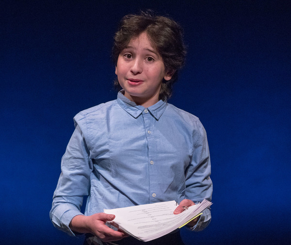 Photo Flash: First Look At York Theatre Company's BAR MITZVAH BOY