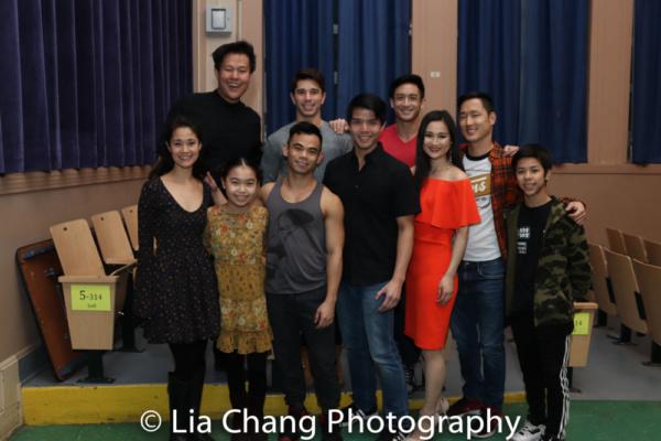 Front Row: Ali Ewoldt, Rika Nishikawa, Jason Garcia Ignacio, Telly Leung, YoonJeong S Photo