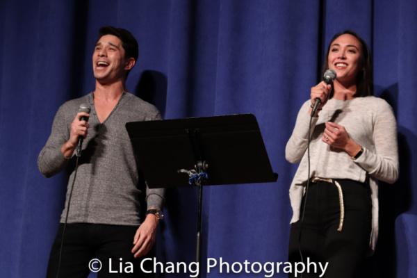 Sam Tanabe and Belinda Allyn Photo