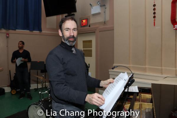 Musical director Tom Conroy