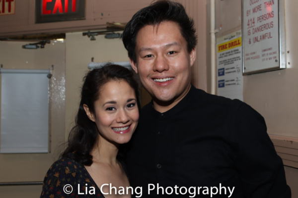 Photos: Lainie Sakakura Ushers In The Year of the Dog at P.S. 87 With Broadway Pals Ali Ewoldt, Telly Leung, and More
