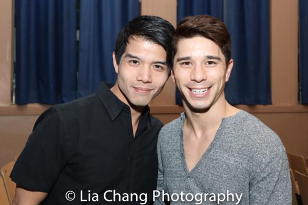 Telly Leung and Sam Tanabe Photo