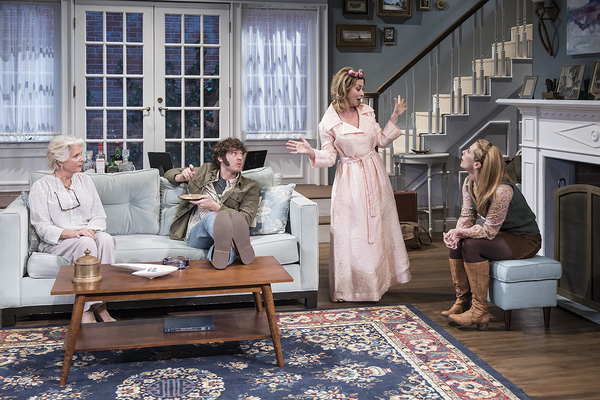 Photo Flash: First Look at Ensemble Theatre Company's THE CITY OF CONVERSATION