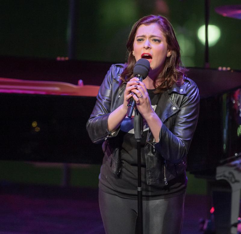 BWW REVIEW: Rachel Bloom and Adam Schlesinger of CRAZY EX-GIRLFRIEND Bring Brazen Hilarity to The Appel Room