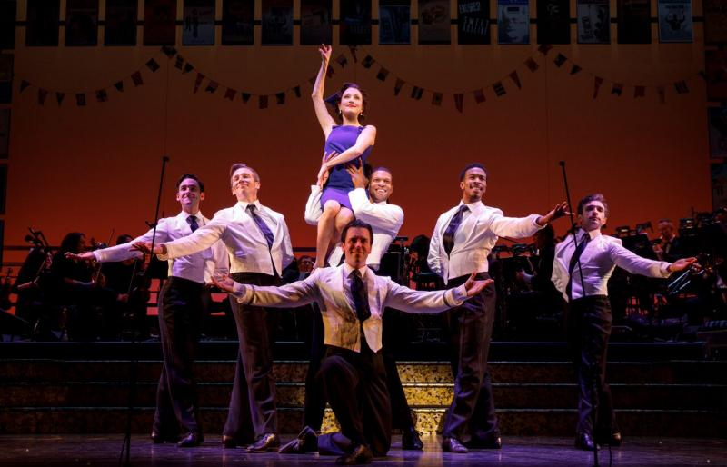 BWW Review: HEY, LOOK ME OVER! from Encores!, a Fun Sampler of Musical Scenes and Songs
