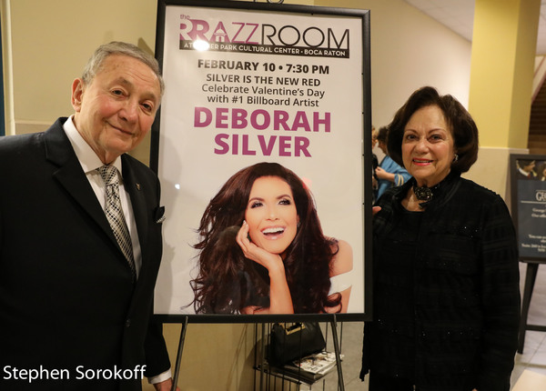 Photo Coverage: Deborah Silver Brings A Valentine's Present To The RRAZZ ROOM
