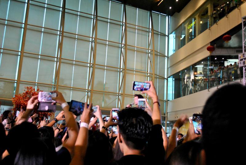 Photos: Westlife's Shane Filan Performs Manila Leg of 2018 Asian Tour