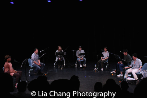 Keelay Gipson, David Shih, Teal Wicks, Jon Norman Schneider, Jihae Park, Julian Leong and Diana Oh.