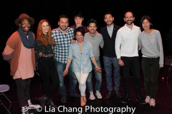 Keelay Gipson, Teal Wicks, David Shih, Diana Oh, Julian Leong, Jon Norman Schneider,  Photo