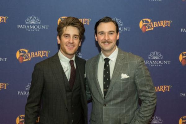 Photo Flash: Paramount Theatre Celebrates Opening Of Kander & Ebb's CABARET