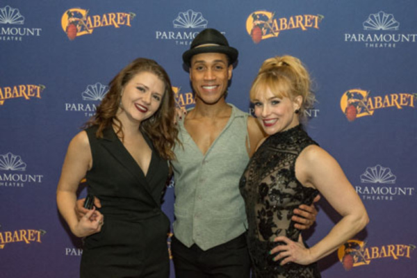 Katie Spelman, Joseph Anthony Byrd, and Kelly Felthous Photo