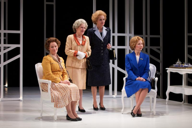 BWW Review:  HANDBAGGED at Round House Theatre Offers a Masterclass in Acting