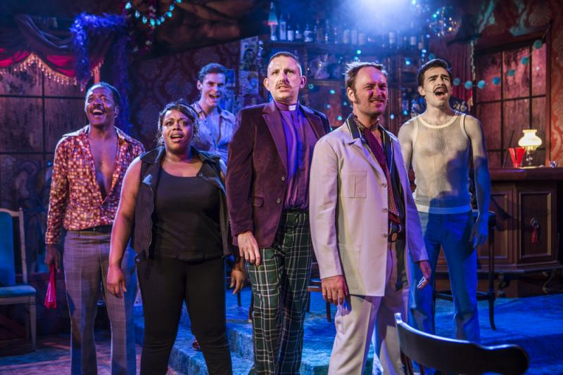 BWW REVIEW: Heartwarming And Heartbreaking, THE VIEW UPSTAIRS Transports The Audience To 1973 To Show How Far, Or Not, The LGBTIQ Fight For Acceptance Has Come.