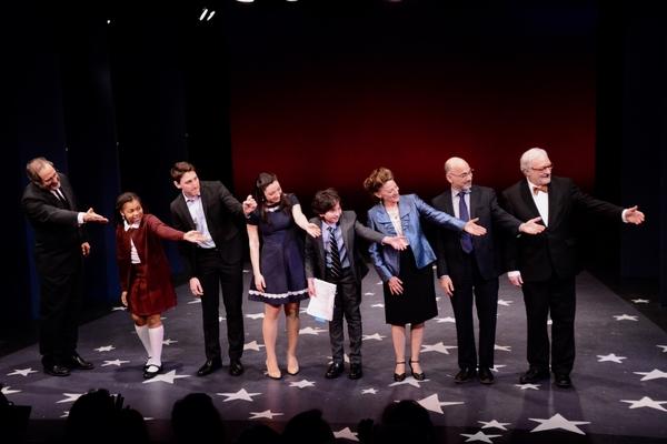 Neal Benari, Casey Watkins, Ben Fankhauser, Julie Benko, Peyton Lusk, Lori Wilner, Ne Photo