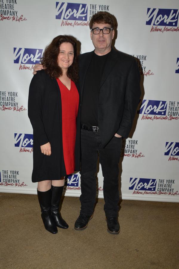Annette Jolles (Drector) and Darren R. Cohen (Music Director) Photo