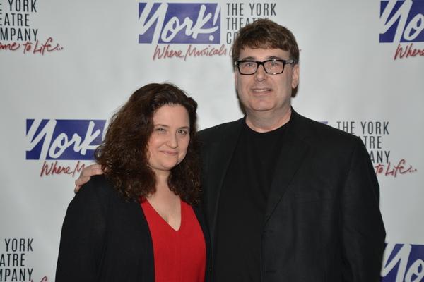 Annette Jolles and Darren R. Cohen  Photo