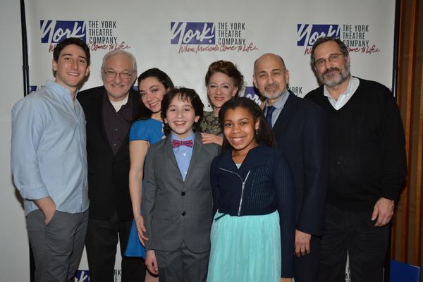 Ben Fankhauser, Tim Jerome, Julie Benko, Peyton Lusk, Lori Wilner, Ned Eisenberg and  Photo