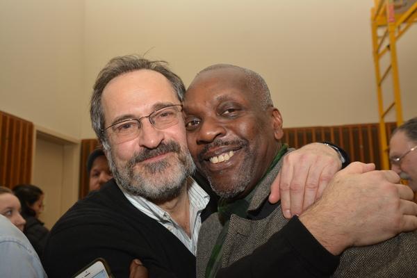 Neal Benari and Gerry McIntyre