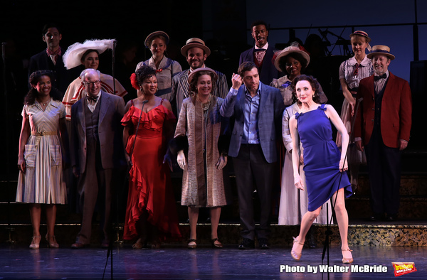 Bebe Neuwirth and cast