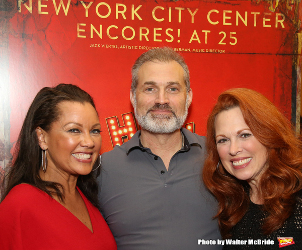 Vanessa Williams, Marc Kudisch and Carolee Carmello