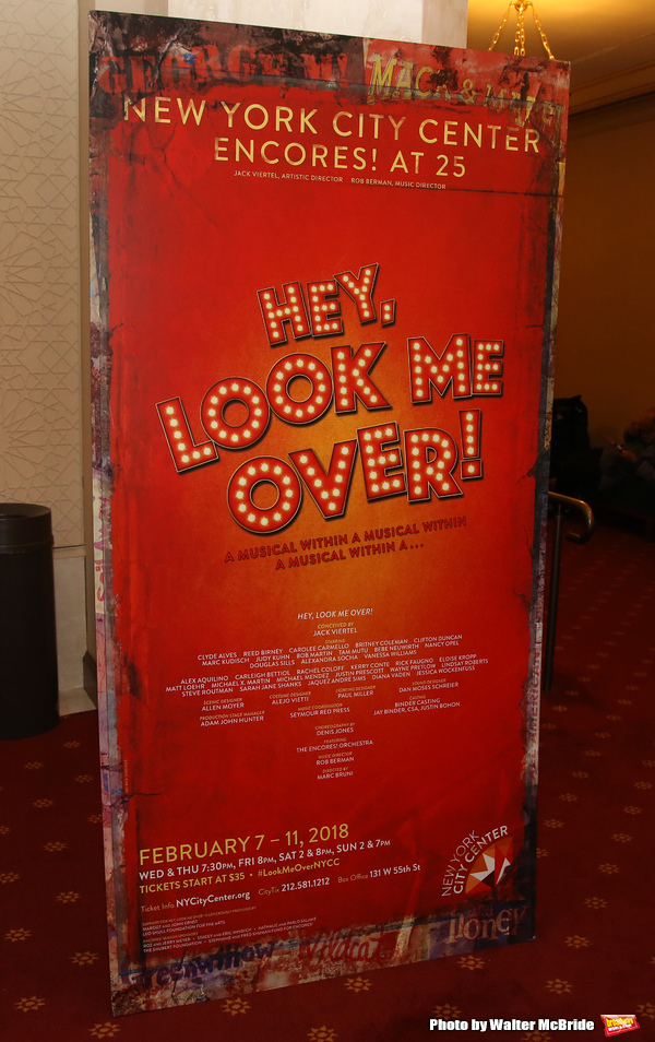 Photo Coverage: Inside HEY, LOOK ME OVER!'s Closing Night Cast Party