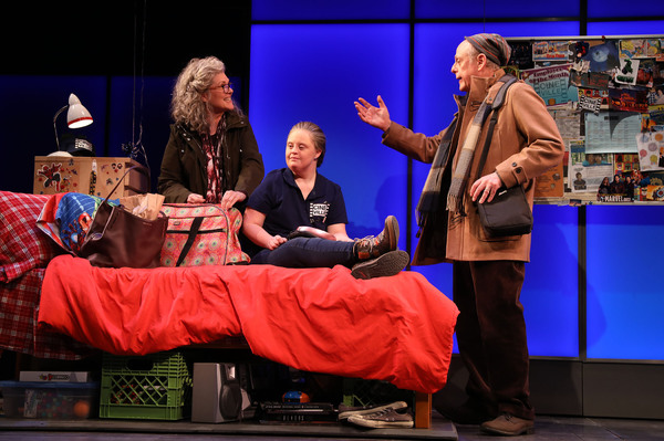 Photo Flash: First Look at Roundabout's AMY AND THE ORPHANS