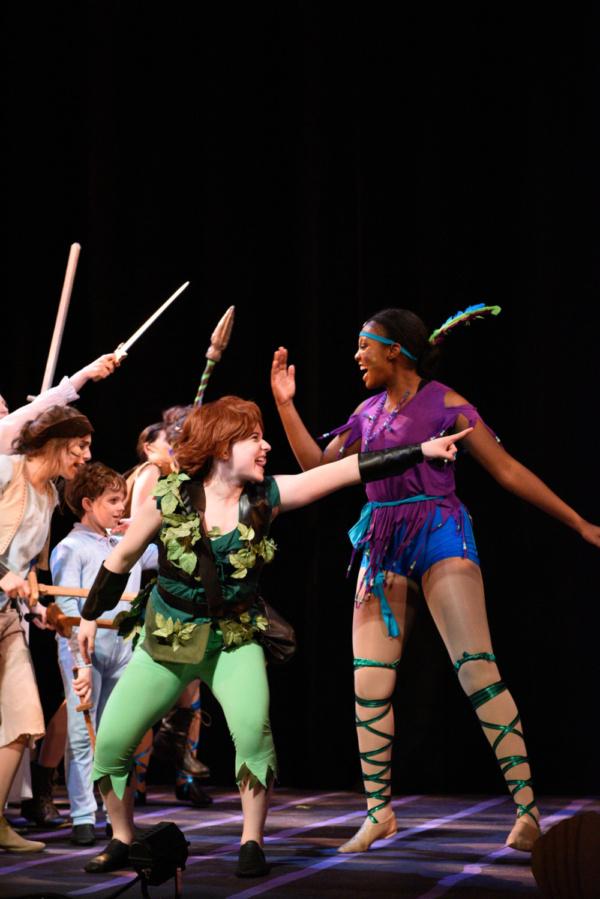 Photo Flash: The Lovett School Presents Colorful, Rambunctious PETER PAN