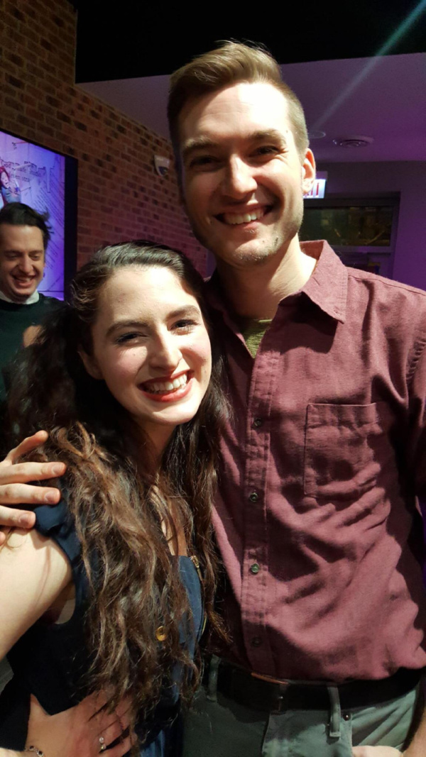 Photo Flash: BUNNY BUNNY: GILDA RADNER, A SORT OF LOVE STORY Celebrates Opening Night