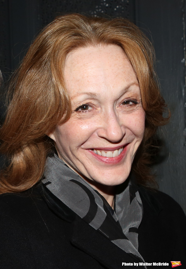 Jan Maxwell attends the Off-Broadway Opening Night Performance for 'Disaster!' at the Photo
