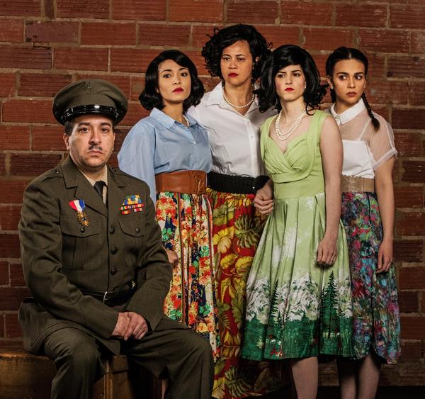 Photo Flash: Cleveland Public Theatre & Teatro Publico de Cleveland present EN EL TIEMPO DE LAS MARIPOSAS