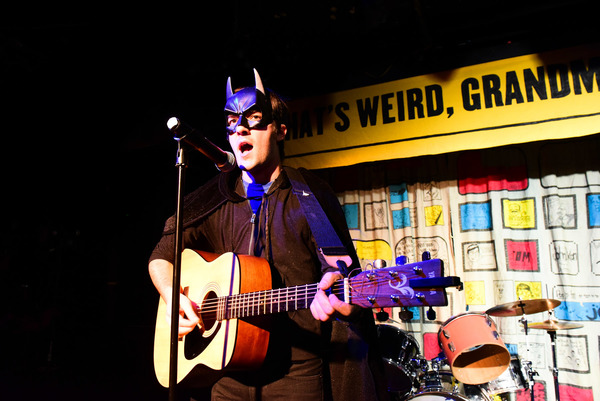 Photo Flash: Barrel of Monkeys' presents THAT'S WEIRD, GRANDMA: Stories That Groove