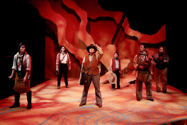 Photo Flash: Main Street Theater presents MEN ON BOATS