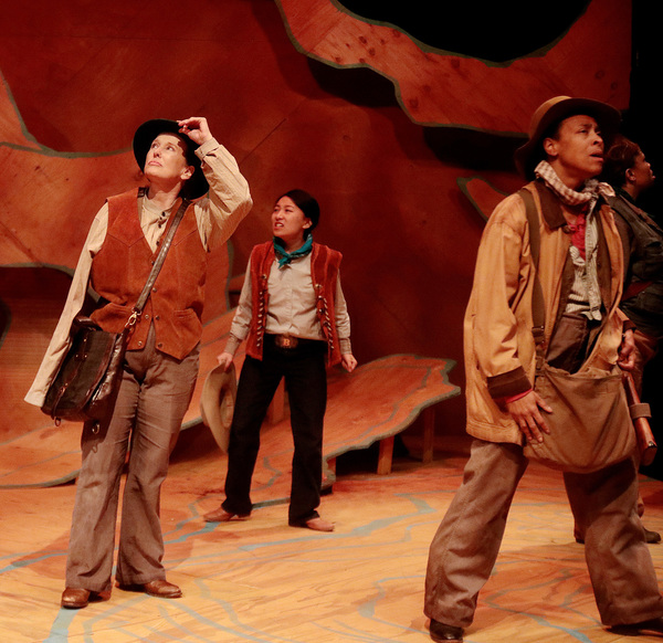 Photo Flash: Main Street Theater presents MEN ON BOATS