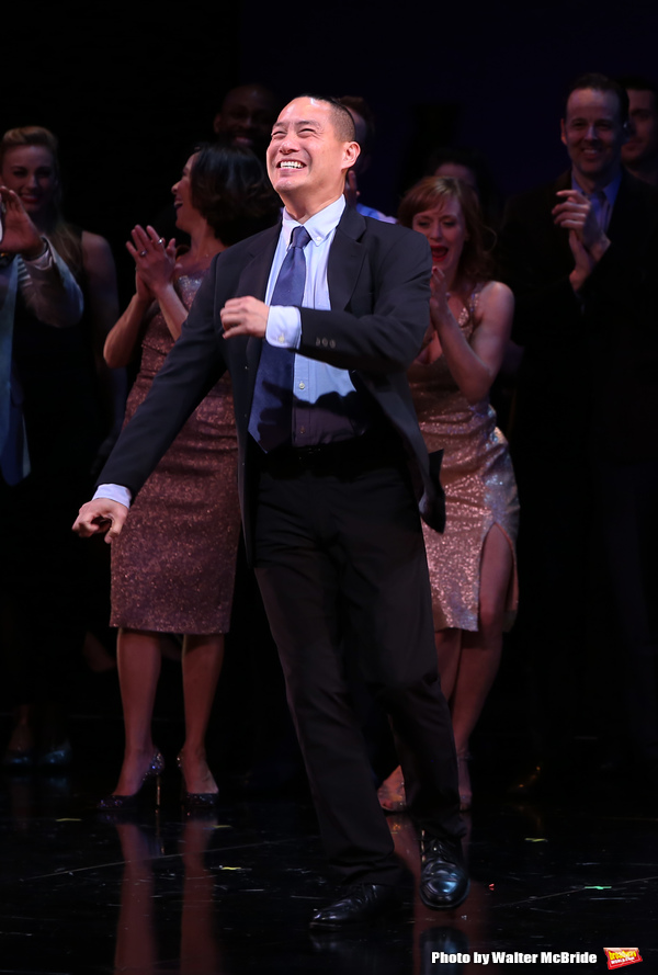 Photo Coverage: Original Cast Members of THOROUGHLY MODERN MILLIE Take Bows at Reunion Concert