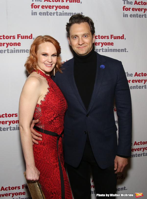 Kate Baldwin and Graham Rowat