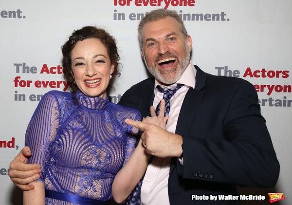 Megan McGinnis and Marc Kudich