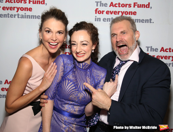 Photo Coverage: Inside the THOROUGHLY MODERN MILLIE Reunion After Party