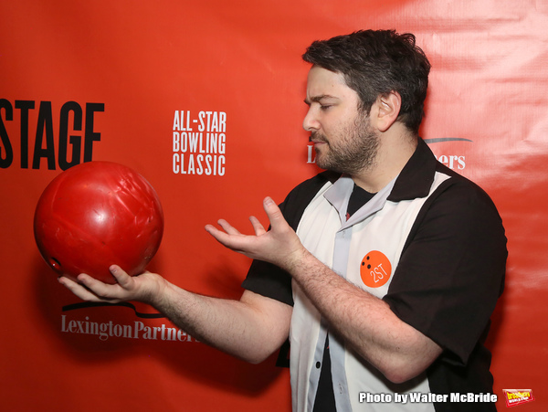 Photo Coverage: Let's Bowl! Friends of Second Stage Theatre Gather for the 2018 Bowling Classic