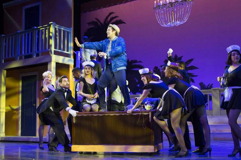 BWW Review: DIRTY ROTTEN SCOUNDRELS at Atlanta Lyric Theatre