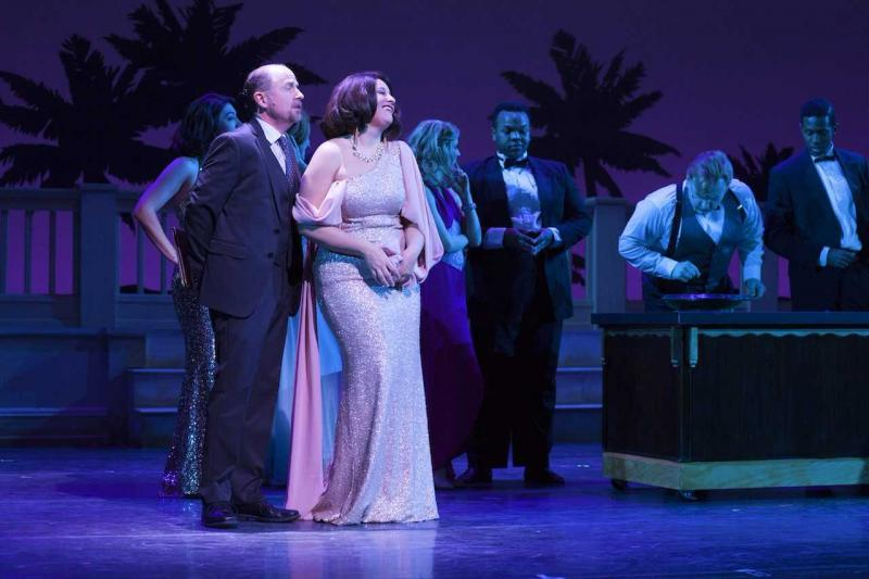BWW Review: DIRTY ROTTEN SCOUNDRELS at Atlanta Lyric Theatre
